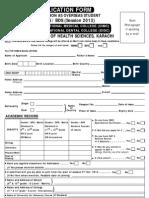 Application Form DIMC 2013-20130204