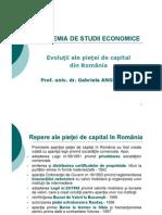 1 Evolutii Ale Pietei de Capital Din Romania 2013
