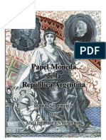 Mariano Cohen - Papel Moneda de La Republica Argentina (2010)