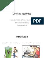 Apresentação- OPP- Cinética Química