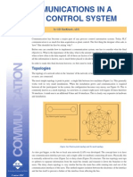PLC Communications in a Process Control System