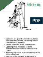 Public Speak