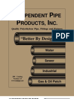 IPPI HDPE Pipe and Fittings Submittal Catalog - Ver 1.4.1 2009
