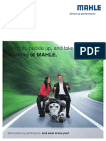 Working at MAHLE_GB