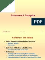 Lctr4.2 Satish BrahmanaAranyaka