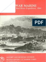 Civil War Marine a Diary of the Red River Expedition, 1864