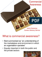 Commercial Awareness 2011