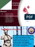Presentation in NR1-STD