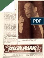 El Disciplinario, año I, No. 6, Lima, mayo de 1978