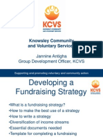 7 & 11 Fundraising Strategy