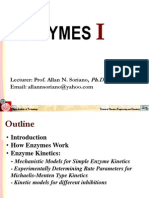 ENZYMES I