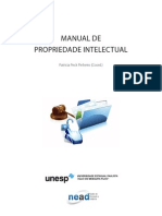 Manual Propriedade Intelectual