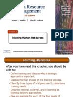 HRM10eChap09- Training Human Resources