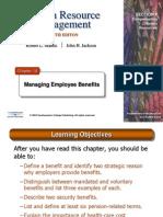 HRM10eChap14- Managing Employee Benefits