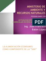 Presentacion Alimentacion Juan Francisco Baten 2 de Julio