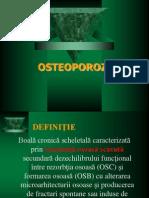 OSTEOPOROZA 2012