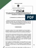 Decreto 1290 de 2008