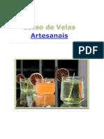 Curso Velas Artesanais