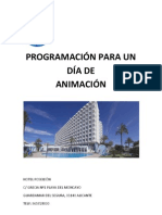 Animacion Hotel