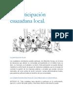 5 LECCION La Participacion Ciudadana en Colombia