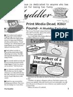The Muddler - April 09
