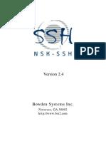 Ssh Install v24