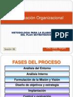 06 Metodologia Del Plan Estrategico