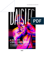 P.O.V. - Daisies - Film Notes