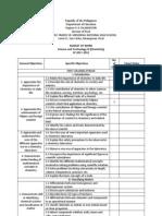 Budget of Work Chem 2011-2012