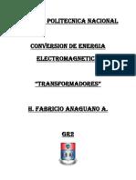 Transformadores by Fabricio Anaguano