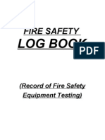 Doc Fire Safety Log Book
