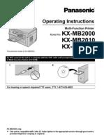 Panasonic KX-MB2000.pdf