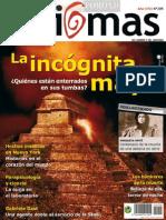Revista ENIGMAS - Diciembre de 2012 - La Incognita Maya