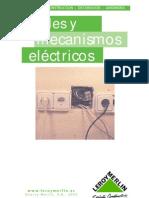 Cables y Mecanismos Eléctronicos