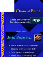 Chain of Being