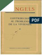 Contribución al problema de la vivienda Engels