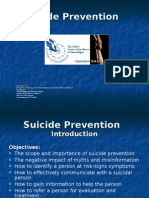 Suicide Prevention Community Edition-Shortened Version