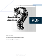 Ficha Identidades Asesinas