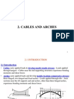 Analysis of Cables