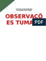 TUMARÃ - APRES-ÍNDICE