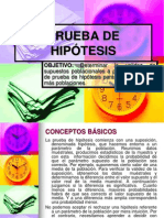 PRUEBAS DE HIPÓTESIS (1)