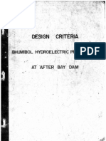 Design Criteria ABD