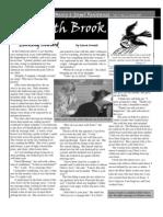 Lent CB Newsletter April 2009