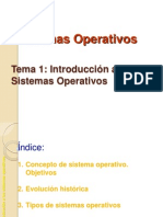 Sistemas Operativos Sesion01