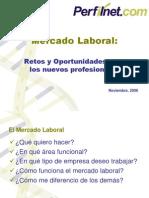 Retos y Oportunidades Del Mercado Laboral
