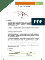 Informe Pii Amoniaco