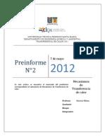Preinforme Laboratorio 2 Transferencia de Calor (1)