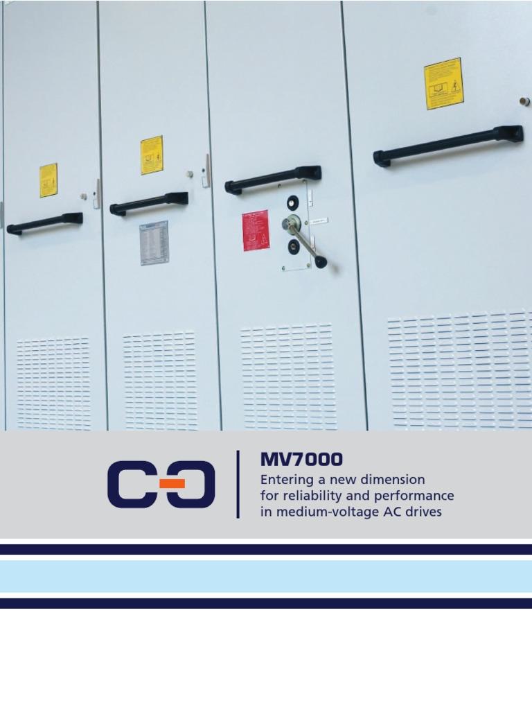 Mv7000 Power Inverter Power Electronics