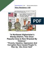 Military Resistance 11E5
