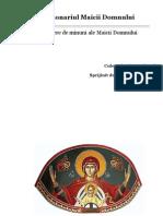 Limonariul Maicii Domnului - Word Document